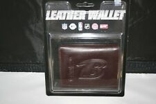 NFL Baltimore Ravens Brown Leather Wallet for the Ultimate Fan