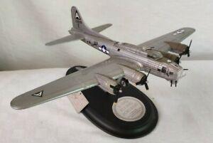 B-17 FLYING FORTRESS 1/96 FRANKLIN MINT PRECISION MODELS
