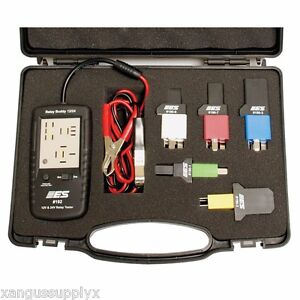Electronic Specialties Relay Buddy Pro Test Kit Automotive Relay Tester