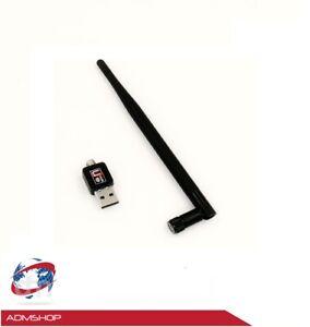 PENNETTA WIFI USB WIRELESS 2.0 300-600 Mbps