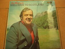 JIM MACLEOD'S WELCOME TO SCOTLAND - LP/RECORD - BELTONA - SBE 182 - UK - 1975