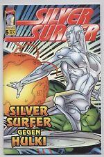MARVEL SPECIAL (tedesco) # 5-SILVER SURFER/HULK-PANINI 1999-Top