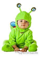 Disfraz de Caracol, Para Bebés. Carnaval, Halloween. Talla 1 a 2 años