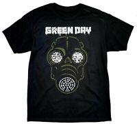 Unofficial Green Day T-Shirt The Hella Mega Tour 2020 T Shirt - GAS MASK