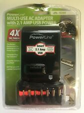 Original Power Powerline 1300 Ma Universal Ac Adapter