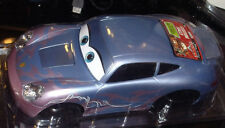 Disney Cars 2 Sally Ridemakerz RC Shell NIB Blue Metallic Ridemakers Auto NEW