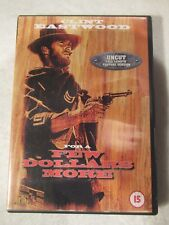 Dvd - For A Few Dollars More - Clint Eastwood