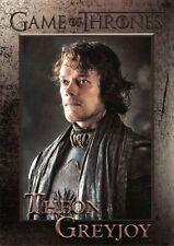 THEON GREYJOY (Alfie Allen) / Game of Thrones Season 8 (2020) BASE Card #28