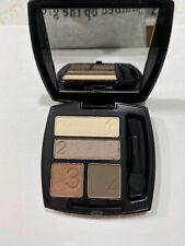 Avon New Full Size True Color Eye Shadow Quad Chocolate Sensation Free Shipping