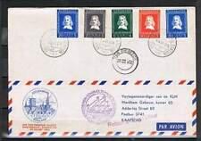 Poststuk (082) uit 1952 - Riebeeck Vlucht A'dam-Kaapstad - Lees !!!!