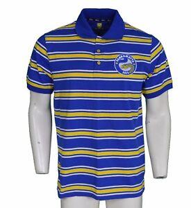 Parramatta Eels NRL Polo Shirt Men's Size M Medium