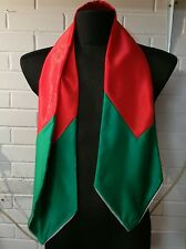 Elvis Presley WELSH Conference suit  scarf see other scarves in our shop cossack