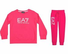 Ropa deportiva de niña de 2 a 16 años rosas de 100% algodón