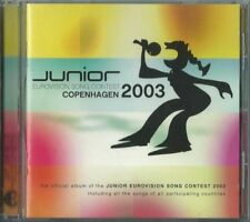 Junior Eurovision Songcontest 2003 all songs