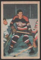 1953-54 PARKHURST #78 AL DEWSBURY – VG-EX (4)