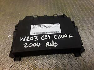 MERCEDES AUTOMATIC GEARBOX ECU CONTROL UNIT for C CLK CLASS W203 W209 0325453232