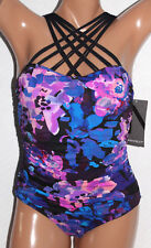 * Magicsuit by Miraclesuit Divine Stappy High Neck 1 One Piece Swimsuit 12 #M35