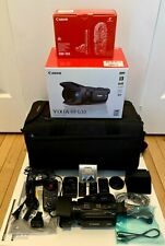 Canon Vixia Hf G30 Camcorder - Pro-sumer bundle with accessories - Lightly used