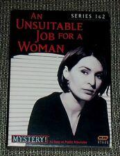 An Unsuitable Job for a Woman - Series 1 & 2 4-DVD Set