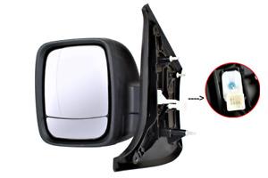RENAULT TRAFIC III (2014- ) Rétroviseur extérieur à électrique Chauffant Gauche