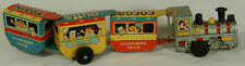 Vintage Tin Litho MARX Cocoa Puffs Train Windup Toy LINEMAR TOYS JAPAN