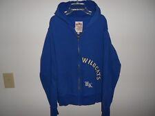 KENTUCKY WILDCATS - Mens Full Zip Hoodie Sweatshirt - Blue - Very Good Cond!