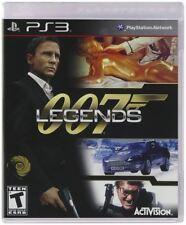 JAMES BOND 007 LEGENDS PS3 GAME