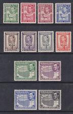 Somaliland Protectorate 1938 Mint MLH Full Set Definitives 12 values Sheep Kudu