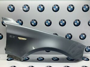BMW X3 E83 2004 OSF Driver Side Front Wing GREY PRE LCI