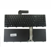 DELL Inspiron 15R N5110 M501Z M511R Ins15RD-2528 2728 2428 keyboard with Frame