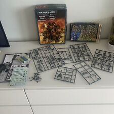 WARHAMMER BUNDLE 40K CHAOS SPACE MARINE BATTLEFORCE & THE LORD OF THE RINGS
