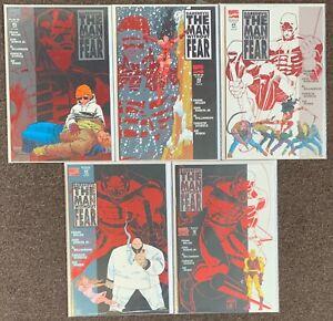 Daredevil: The Man Without Fear #1,2,3,4,5 Marvel Comics Miller Romita Jr Set NM