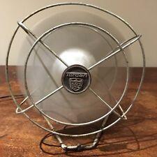 """Vintage Fan 9"""" Torcan Industrial Canada Working Steampunk"""