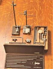 Starrett 124b Inside Micrometer 196 Dial Test Indicator Surface Gage Lufkin Gage