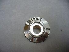 Ford Truck Econoline light switch dash bezel 61 62 63 64 65 66 67 68 69