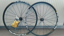 "Mavic Crossride 27.5"" 650B Disc Wheel Set QR With Skewers & Rim Tape - Black"