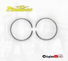 COPPIA FASCE ELASTICHE PINASCO D. 48,50 CROMATE HONDA LEAD MODIFICA 80