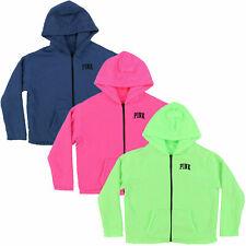 Victoria's secret pink hoodie Reversible Sherpa Forrado Completo Sudadera Cremallera Nuevo