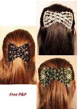 Magic Clip EZ Double Comb Different Hair Styles