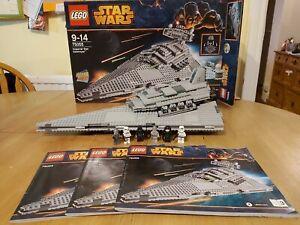 Lego Star Wars : Imperial Star Destroyer (75055)