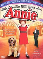 Annie DVD John Huston(DIR) 1982