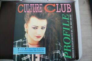 Vinyle Culture Club Profile Edition Speciale