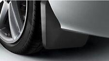 NEW GENUINE AUDI TT MK3 FRONT ACCESSORY MUDFLAPS SET