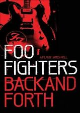 Foo Fighters –Back and Forth (DVD), Like new (Disc: New) Free shipping