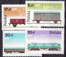 Polen - MNH - Treinen / Trains / Eisenbahn