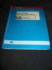 Microfich Audi 80 90 Typ 81 85 4 Zylinder Dieselmotor