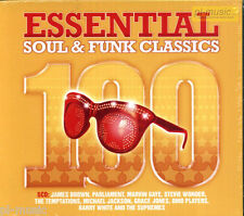 = ESSENTIAL SOUL & FUNK CLASSICS - 5 CD /BOX/ sealed from Poland