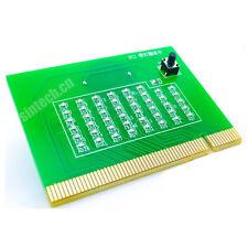 Sintech PCI 32bit Slot Tester test Card 4 PC Desktop Mainboard