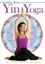 Jennifer Kries - Yin Yoga Exercise Video On DVD