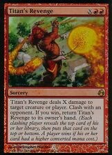 Titan 's Revenge foil | ex | morningtide | Magic mtg